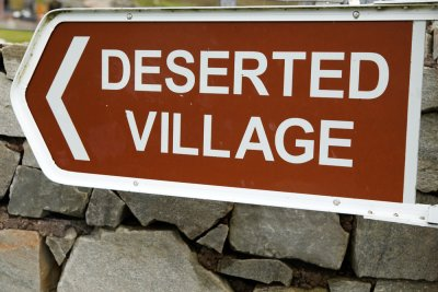 Desserted Village